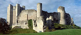 Conisbrough Castle Doncaster